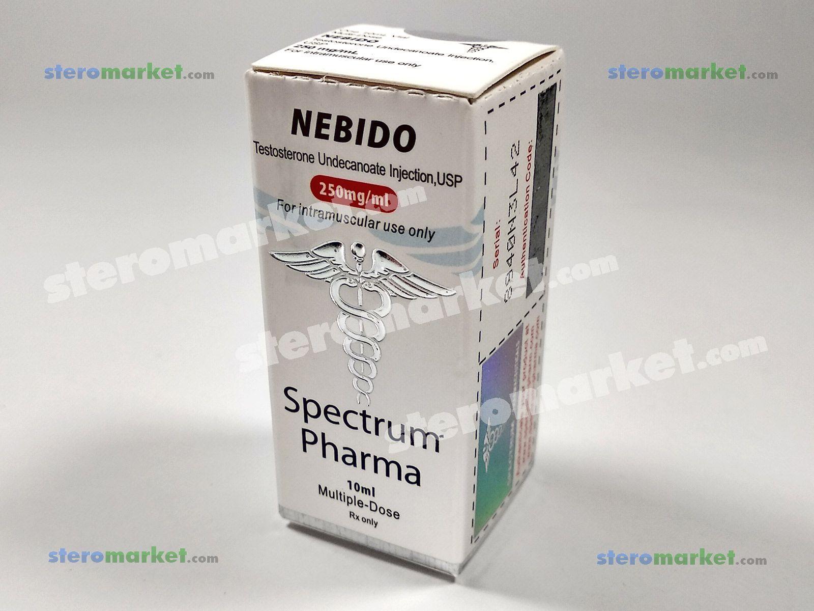 Spectrum Nebido 250mg 10ml vial Buy Online • USA • for SALE