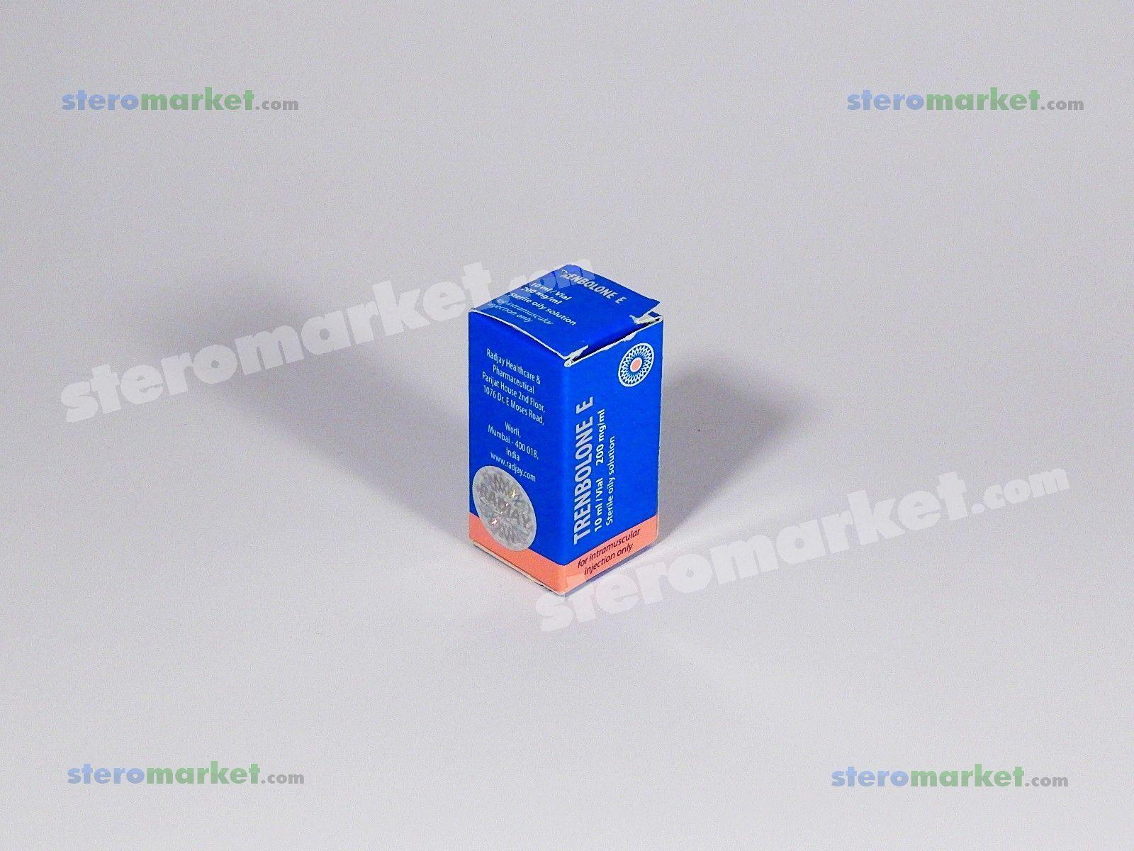 Radjay Trenbolone E 10ml vial Buy Online • USA • for SALE