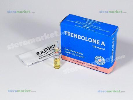 Radjay Trenbolone A 1ml amp Buy Online • USA • for SALE