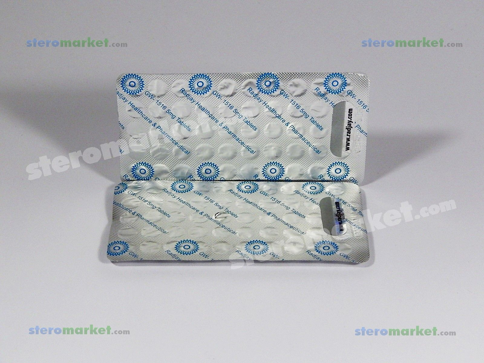 Radjay GW-1516 100 tabs Buy Online • USA • for SALE
